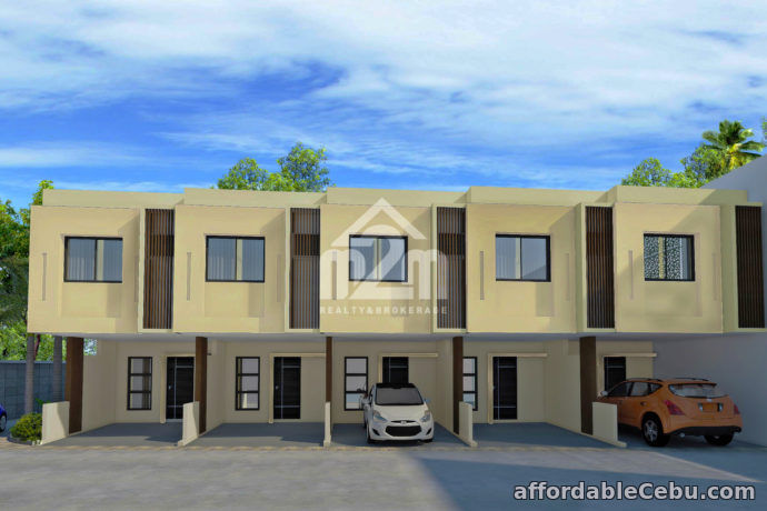 1st picture of Pusok Townhomes(TOWNHOUSES) Matumbo Road Pusok, Lapu-Lapu City, Cebu For Sale in Cebu, Philippines