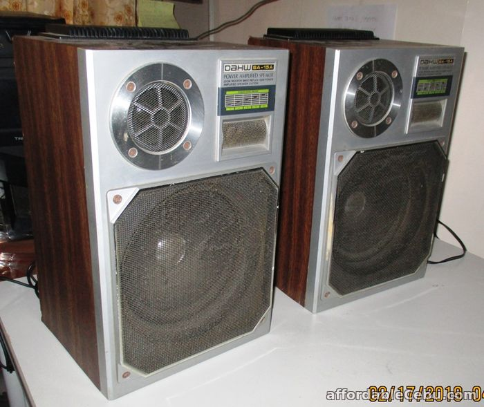 1st picture of Amplified Speaker System For Sale in Cebu, Philippines