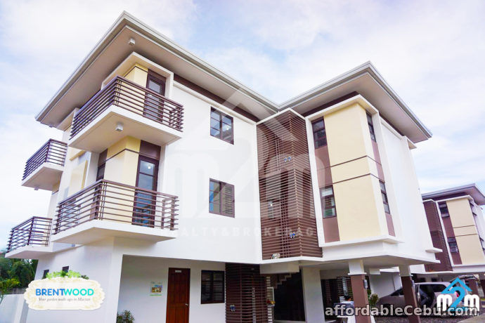 1st picture of Brentwood Condominium (2-BEDROOM UNIT) Basak, Lapu-Lapu City, Cebu For Sale in Cebu, Philippines
