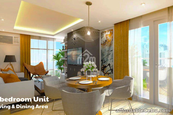 2nd picture of Paseo Grove(1-Bedroom UNIT) Humay-Humay Road, Mactan, Lapu-Lapu, City For Sale in Cebu, Philippines