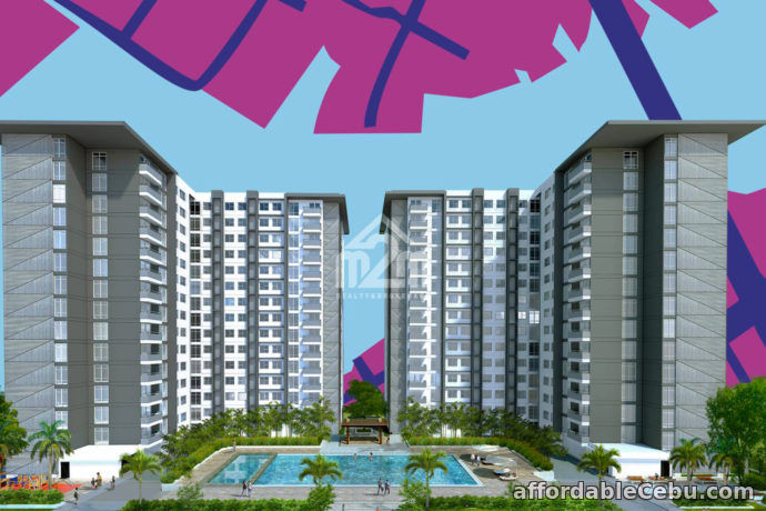 1st picture of Paseo Grove(2-Bedroom UNIT) Humay-Humay Road, Mactan, Lapu-Lapu, City For Sale in Cebu, Philippines