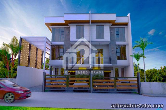 1st picture of Mueller Cityhomes(3-STOREY DUPLEX)M. Velez,Capitol Site,Cebu City For Sale in Cebu, Philippines