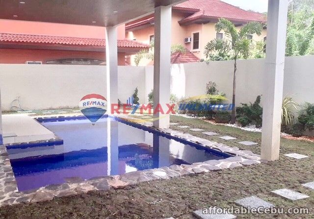 5th picture of PORTOFINO HOUSE WITH POOL For Sale in Cebu, Philippines