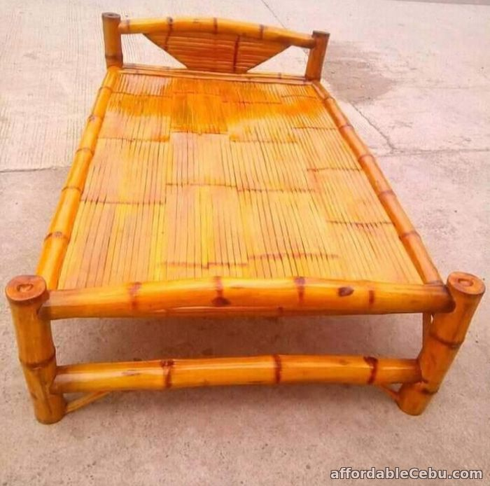 1st picture of Bamb bed For Sale in Cebu, Philippines