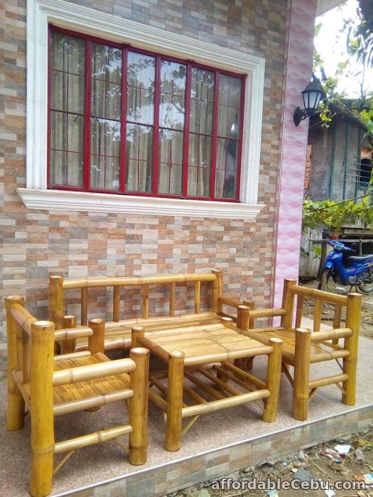 1st picture of Bamboo sala set For Sale in Cebu, Philippines