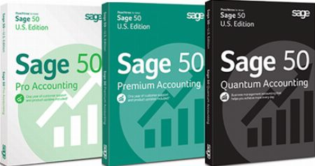 1st picture of Most friendly Accounting Software SAGE 50 Formerly Peachtree For Sale in Cebu, Philippines