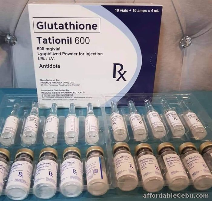 1st picture of Newest TATIONIL 600mg BFAD and FDA Approved For Sale in Cebu, Philippines
