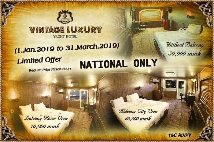 1st picture of Room promotional deal from Vintage luxury yacht hotel Offer in Cebu, Philippines