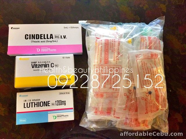 1st picture of Cindella glutathione For Sale in Cebu, Philippines