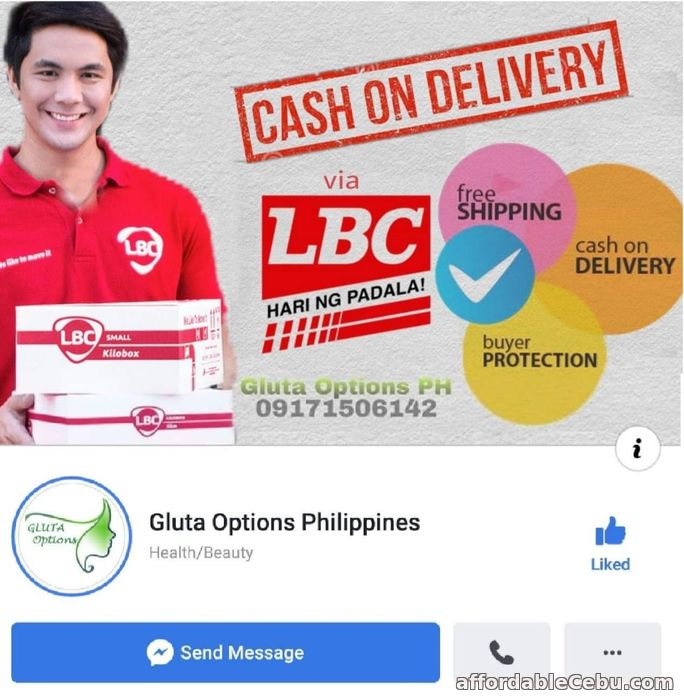 2nd picture of PLACENTA LUCCHINI For Sale in Cebu, Philippines