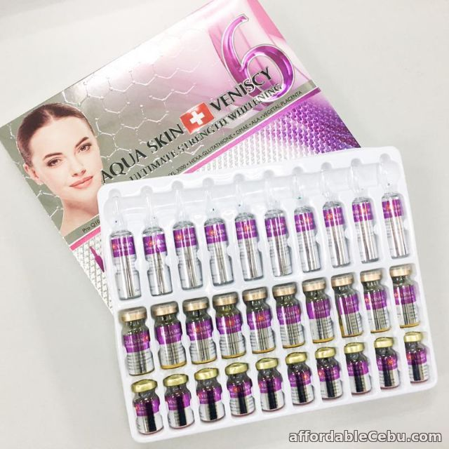 1st picture of AQUA SKIN VENISCY 6 ULTIMATE STRENGTH For Sale in Cebu, Philippines