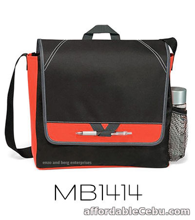 1st picture of Messenger Bag Manufacturer - High Quality Yet Affordable Offer in Cebu, Philippines