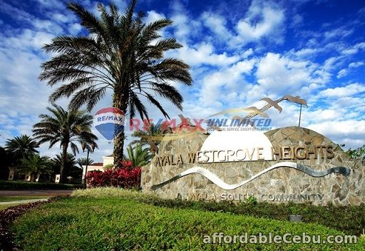 1st picture of Ayala Westgrove Heights Lot for Sale (Lot for Sale near Nuvali) For Rent in Cebu, Philippines