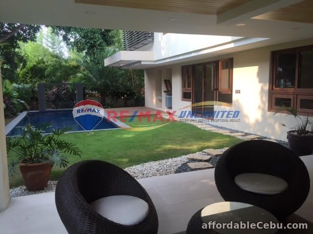 1st picture of AYALA ALABANG Modern House with Pool for Sale For Sale in Cebu, Philippines