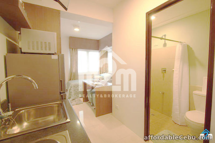 4th picture of The Persimmon Studios(STUDIO UNIT) Mabolo, Cebu City For Sale in Cebu, Philippines