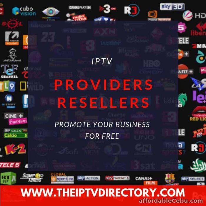 1st picture of TID , The IPTV Directory. Offer in Cebu, Philippines