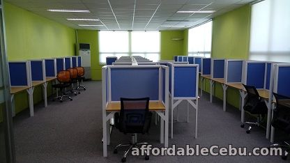 1st picture of SEAT LEASE - We are offering a bigger office space today! For Rent in Cebu, Philippines