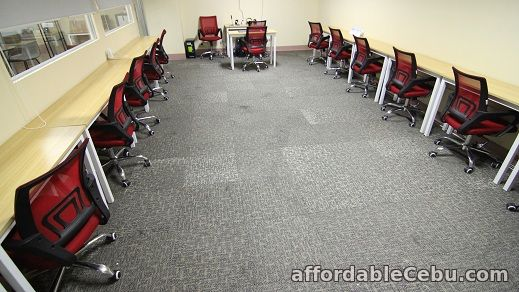 2nd picture of SEAT LEASE - We are offering a bigger office space today! For Rent in Cebu, Philippines