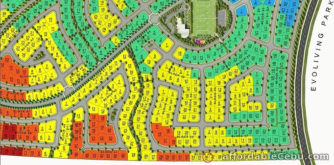 1st picture of FOR SALE: 242 SQM Residential Lot at Venare, NUVALI For Sale in Cebu, Philippines