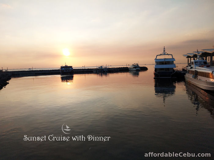 4th picture of Manila Bay Premium Dinner Cruise Offer in Cebu, Philippines