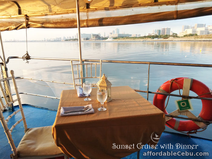 1st picture of Manila Bay Premium Dinner Cruise Offer in Cebu, Philippines