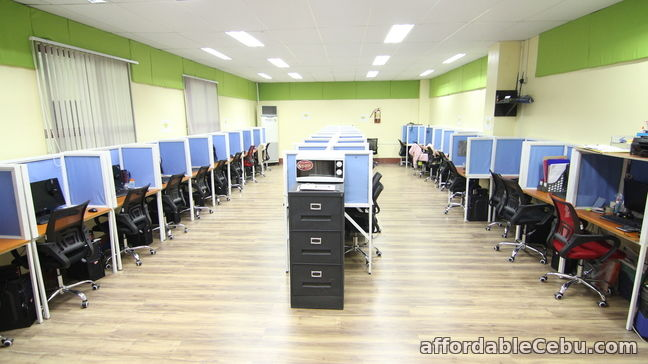 3rd picture of Leading Seat Lease Provider For BPO Company in Cebu For Rent in Cebu, Philippines