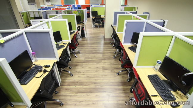 1st picture of Biggest Seat Lease Provider For Rent in Cebu, Philippines