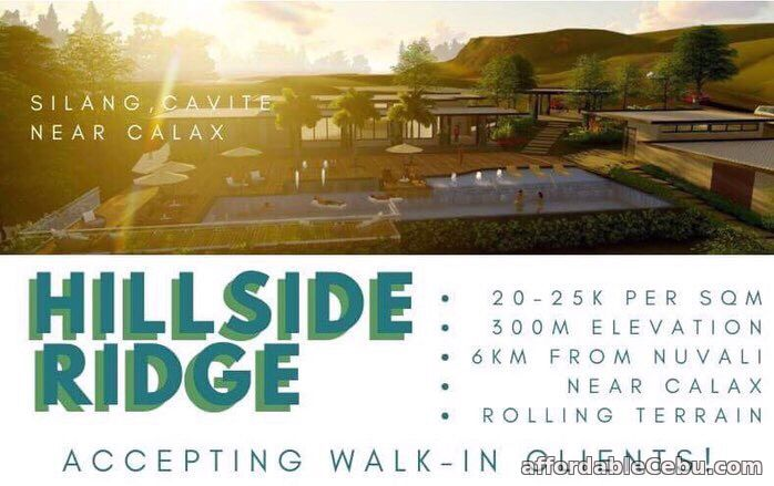 3rd picture of FOR SALE: Alveo Hillside Ridge Residential and Commercial Lots For Sale in Cebu, Philippines