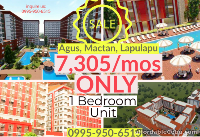1st picture of Condo for sale 1 Bedroom near Gaisano Grandmall Mactan For Sale in Cebu, Philippines