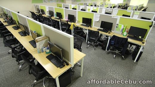 2nd picture of SEAT LEASE - Your Helping hands in BPO Business! For Rent in Cebu, Philippines