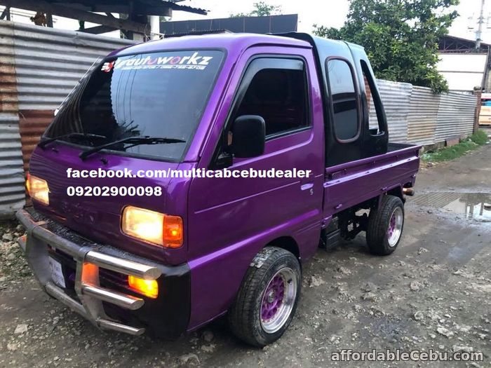 4th picture of Multicab for Sale in Cebu, pick up scrum 4x4 For Sale in Cebu, Philippines