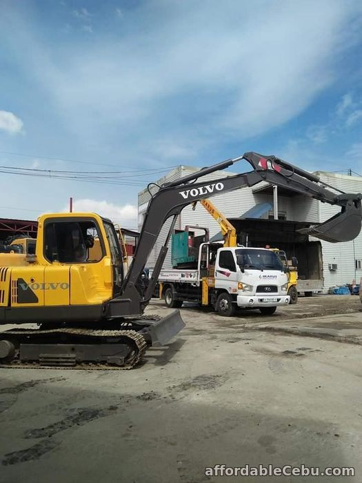 2nd picture of VOLVO SAMSUNG EC55B (CRAWLER) For Sale in Cebu, Philippines