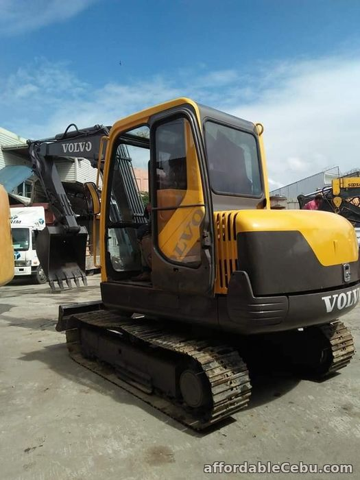 3rd picture of VOLVO SAMSUNG EC55B (CRAWLER) For Sale in Cebu, Philippines