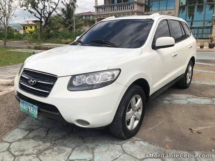 4th picture of 2007 Hyundai Santa Fe For Sale in Cebu, Philippines