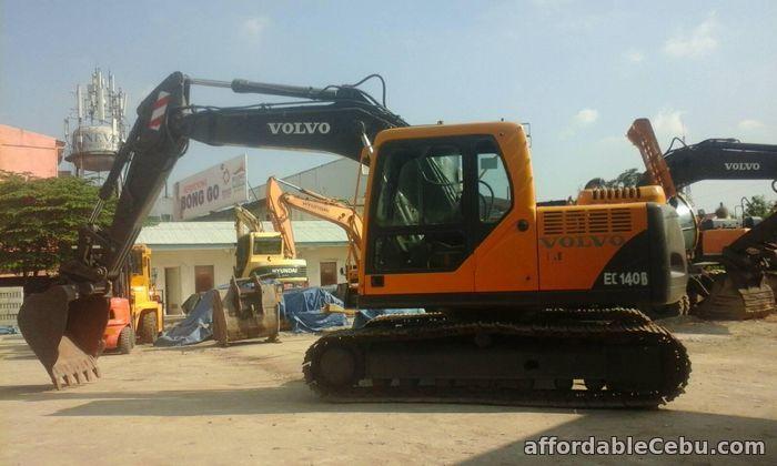 3rd picture of VOLVO ORIGINAL EC140B For Sale in Cebu, Philippines
