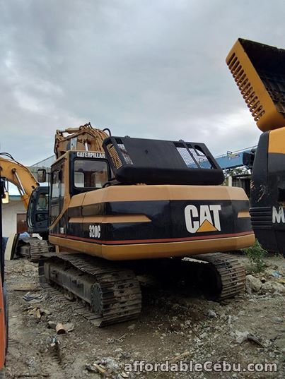 2nd picture of CATERPILLAR 320C For Sale in Cebu, Philippines
