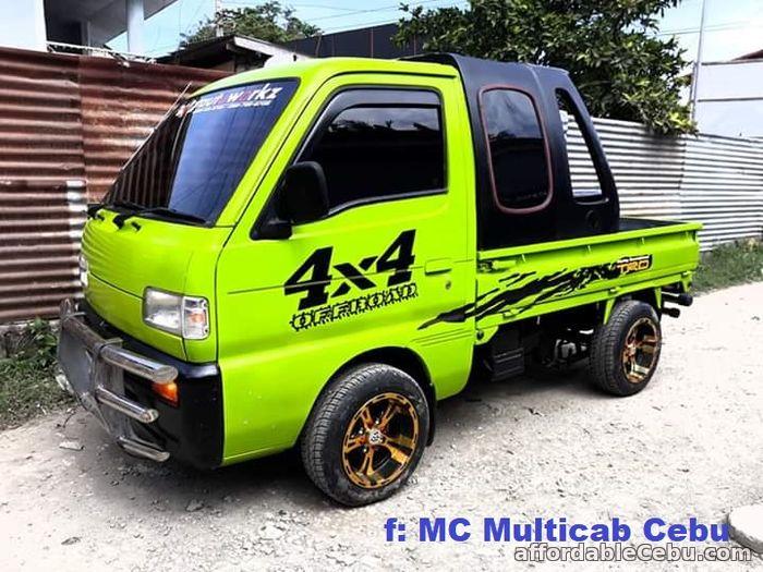 4th picture of Suzuki Scrum multicab pick up 4x4 (surplus Japan) For Sale in Cebu, Philippines