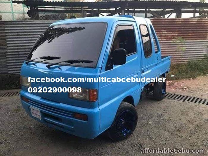 2nd picture of Suzuki Scrum multicab pick up 4x4 (surplus Japan) For Sale in Cebu, Philippines