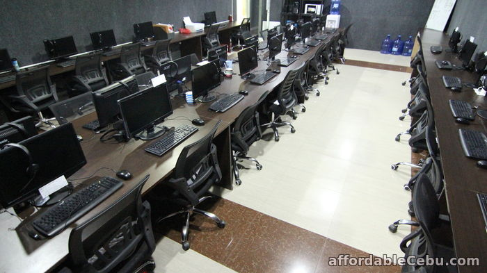3rd picture of Seat Lease Facilities Ideal For Start-Up BPOs For Rent in Cebu, Philippines