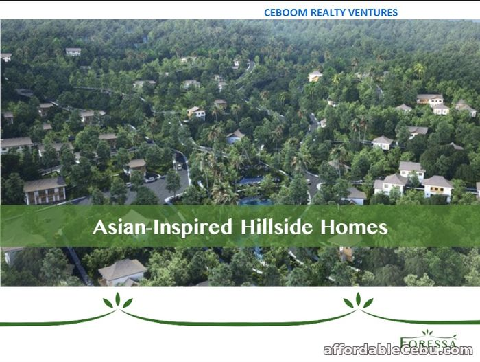4th picture of Foressa Mountain Town by Aboitiz Lot For sale For Sale in Cebu, Philippines