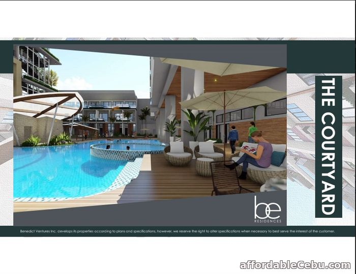 2nd picture of Pres selling Condo near IT Park at Be Residences 2 BR P37k/mo. DP For Sale in Cebu, Philippines