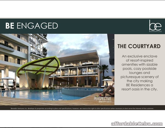 4th picture of Resort Style Condominium near IT Park - Be Residences For Sale in Cebu, Philippines