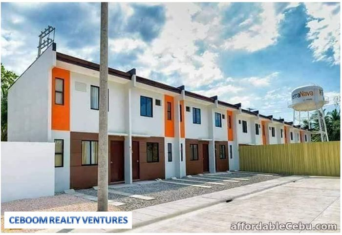 1st picture of Tierra Nava P5,550/mo Dp Townhouse in Carcar For Sale in Cebu, Philippines