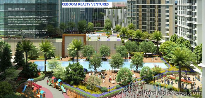 1st picture of 2 Bedroom at Mandani Quay For Sale in Cebu, Philippines