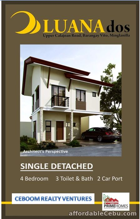 5th picture of Luana Dos Subd w/ Pool Single Detached Minglanilla For Sale in Cebu, Philippines