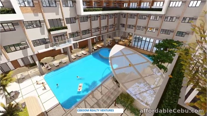 4th picture of 3 Storey Townhouse Facing Pool Amenity at BE Residences Lahug For Sale in Cebu, Philippines