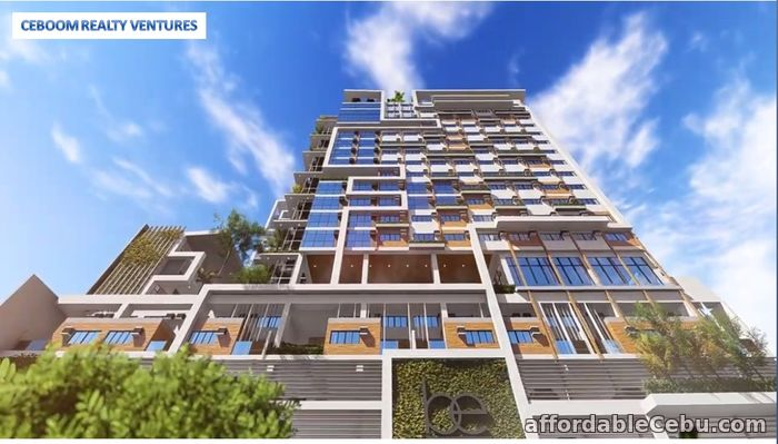 1st picture of One Bedroom Condo with Balcony in Lahug - Be Residences For Sale in Cebu, Philippines