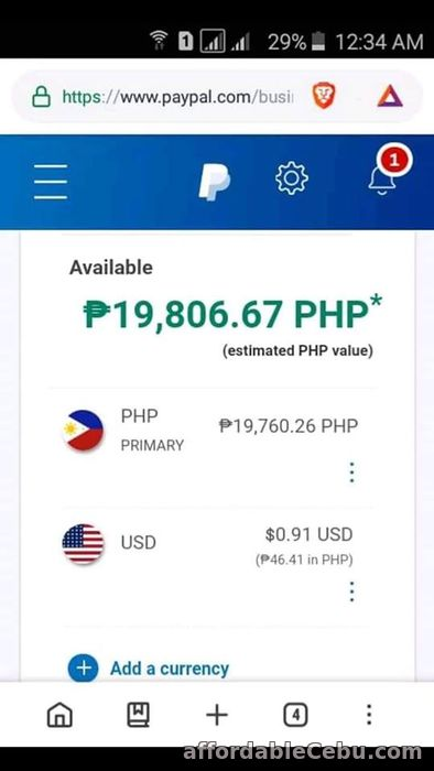 1st picture of Gusto mo ba kumita ng Singapore Dollar na LIBRE Gamit lang iyung Cellphone or Laptop Offer in Cebu, Philippines