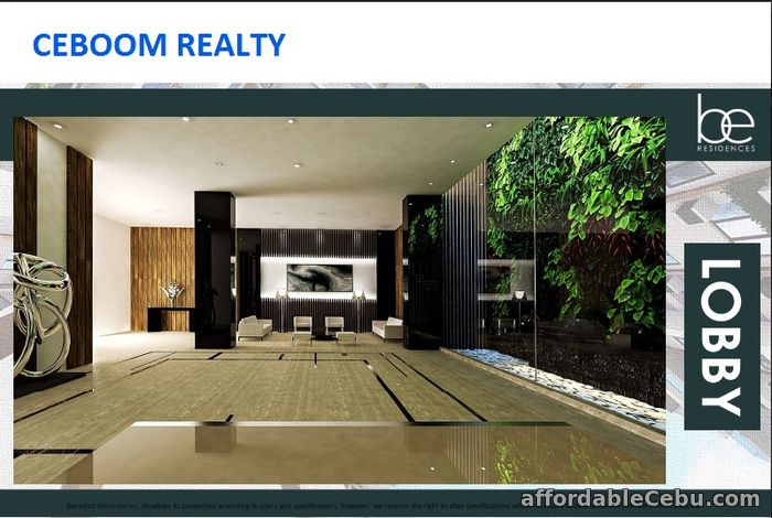 4th picture of Be Residences 2 BR City View at Lahug Cebu For Sale in Cebu, Philippines