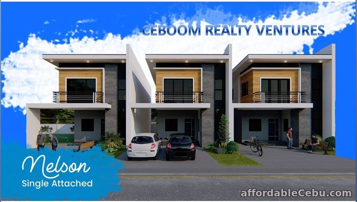 1st picture of Breeza Scapes - Nelson Single Attached at Looc Lapu2x For Sale in Cebu, Philippines